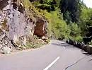 Motorradtour - Albtal von Niedermühle Richtung Albbruck