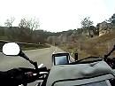 Motorradtour Altmühltal, Bayern, Deutschland