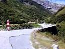 Motorradtour auf der Tremola, Val di Tremola, zum St. Gotthard Pass