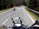 Motorradtour B77 durch die Steiermark - Gaberl / Stubalpe