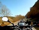 Motorradtour Bayern von Altmannstein nach Riedenburg
