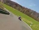 Motorradtour Bergrennstrecke im Tecklenburger Land (Westfalen) mit GoPro Hero
