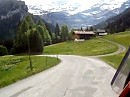 Motorradtour: Bex, Col de la Croix, Les Diablerets, Col de Pillon, Schweiz
