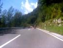Motorradtour Bischofshofen bis Mühlbach am Hochkönig (Österreich)