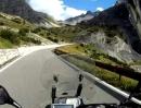 Motorradtour Bormio Stelvio (Stilfser Joch) mit Yamaha XT1200Z