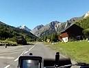Motorradtour Col du Galibier (D209), Nordrampe mit Yamaha XT1200Z