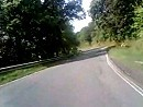 Motorradtour : Die L16 in der Eifel