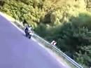 Motorradtour Eifel: Schmidt nach Vossenack auf Bandit 1200