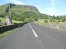 Motorradtour entlang Causeway Coastal Route in Nord Irland