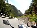 Gerlospass, Tirol, Österreich Motorradtour