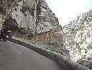 Motorradtour: Gorges de Galamus, D7, supergeile Landschaft - Sehenswert!