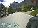 Motorradtour Grödnerjoch, Südtirol, Dolomiten, Italien