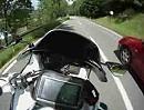 Motorradtour Hochschwarzwald mit Kawasaki ZX-12R gefilmt mit GoPro Hero