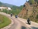 Motorradtour in Südfrankreich, Department Le Gard