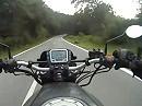 Motorradtour Katzelsdorf / Tulbinger Kogel, Niederösterreich mit Honda CB500