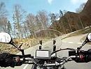 Kesselberg, Feierabendrunde mit Yamaha XT1200Z Motorradtour