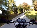 "Motorradtour L136 ""Zauberwald"" nahe Semmering mit Honda CB500"