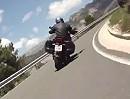 Motorradtour L511 von Isona nach Coll de Nargo über Coll de Faidella - geil