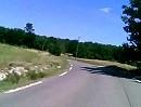 Motorradtour: La Verdière, Südfrankreich mit Honda NSR R