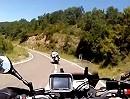 Motorradtour N260 von Linas de Broto nach Gavin, Spanien