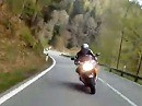 Motorradtour: Nagold, Calw, Bad Herrenalb, Forbach