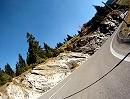 Motorradtour Namlostal, Reutte, Tirol, Österreich