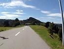 Motorradtour Napfbergland: von Menznau auf den Menzberg mit BMW F800R