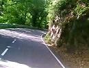 Motorradtour, Nordeifel Abtei Mariawald mit BMW R1100RS