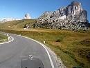 Motorradtour: Passo di Giau, Dolomiten, Italien, - Derbe Abzocke am Pass!