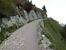 Motorradtour Passo di Tremalzo - Herrausforderung für Schwindelfreie