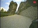 Motorradtour Penserjoch, Südtirol - Sarntaler Alpen von Pruno nach Pens