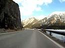 Motorradtour Plansee aufgenommen mit GoPro Hero HD