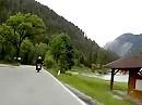 Motorradtour Plansee, Tirol, Österreich