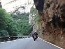 Motorradtour Pyrenäen: Seira nach Castejon de Sos N 260 - Traumhaft