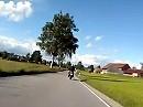 Motorradtour Rott - Diessen, Ammersee, Bayern, Deutschland