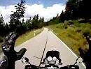 Motorradtour Schwarzwald B500 Richtung Zuflucht