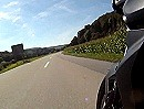 Motorradtour Schwarzwald: Steinatal mit BMW F 800 R