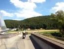Motorradtour Spessart - Geschottert nicht gerührt