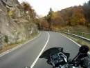 Motorradtour St. Goarshausen nach Nastätten (B274) mit BMW GS