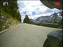 Motorradtour Stilfserjoch, Südtirol, Ortlergruppe von Stilfs nach Bormio