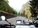 Motorradtour Storo auf SS240 durch das Valle di Ledro, Italien