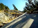 Motorradtour: Sudelfeld - Bayrischzell - Tatzelwurm mit GoPro HD