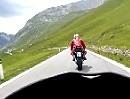 Motorradtour Südtirol - Dolomiten 2012
