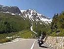 Motorradtour Sustenpass, Schweiz: Urnerseite: Wassen zur Passhöhe