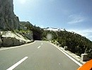 Motorradtour Sustenpass von der Bernerseite: Innertkirchen zur Passhöhe