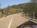 Motorradtour: Toskana kleine Nebenstraße Richtung La Spezia