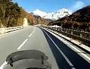 Motorradtour über den Simplonpass vom Wallis bis nach Gondo