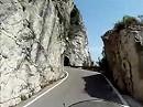 Motorradtour Gardasee Richtung Tremosine: Hammer, atemberaubend