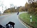 Motorradtour von Bad Ems nach Braubach (L327) mit BMW GS