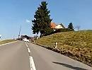 Motorradtour von Malters nach Schwarzenberg im Kanton Luzern, Schweiz